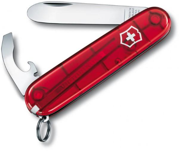 My First Victorinox Taschenmesser Rot