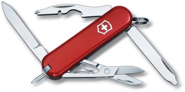 Victorinox Taschenmesser Manager rot