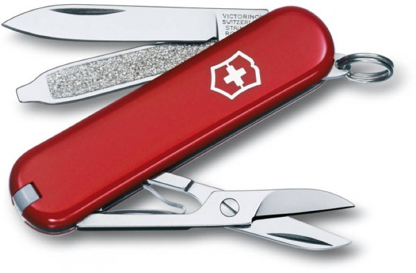 Victorinox Taschenmesser Classic rot
