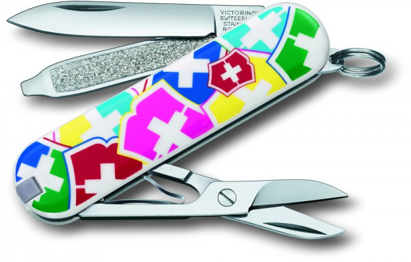 Victorinox Taschenmesser Classic VX Colors