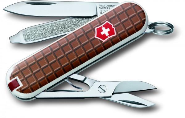 Victorinox Taschenmesser Classic Schokolade