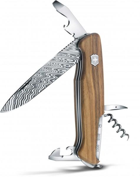 Victorinox Taschenmesser Rangerwood Damast 2015