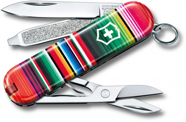 Victorinox Taschenmesser Classic Edition 2021 Mexican Zarape